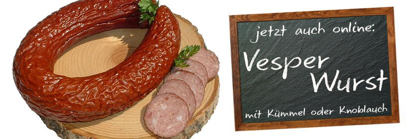 Vesperwurst