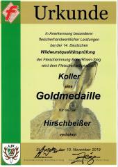 Allgäuer Hirsch Beißer