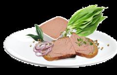 Bärlauch Leberwurst