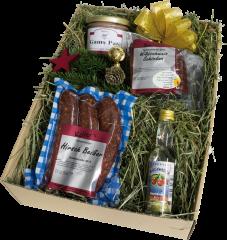 Weihnachts Geschenkkarton -medium-  Geschenkbox